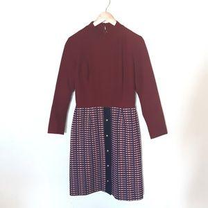 Vintage 60s Secretary Dress